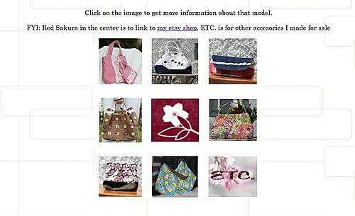 Pyong Bricole - A Bag Folio